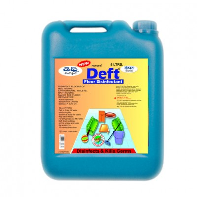 DEFT FLOOR DISINFECTANT - Copy