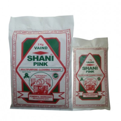 SHANI PINK CLEANING POWDER